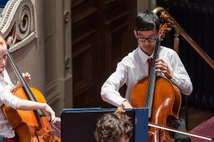National Children's Orchestra prepare for end of year finale in Croydon