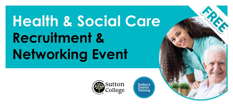 Health & Social Care Recruitment & Networking Event
