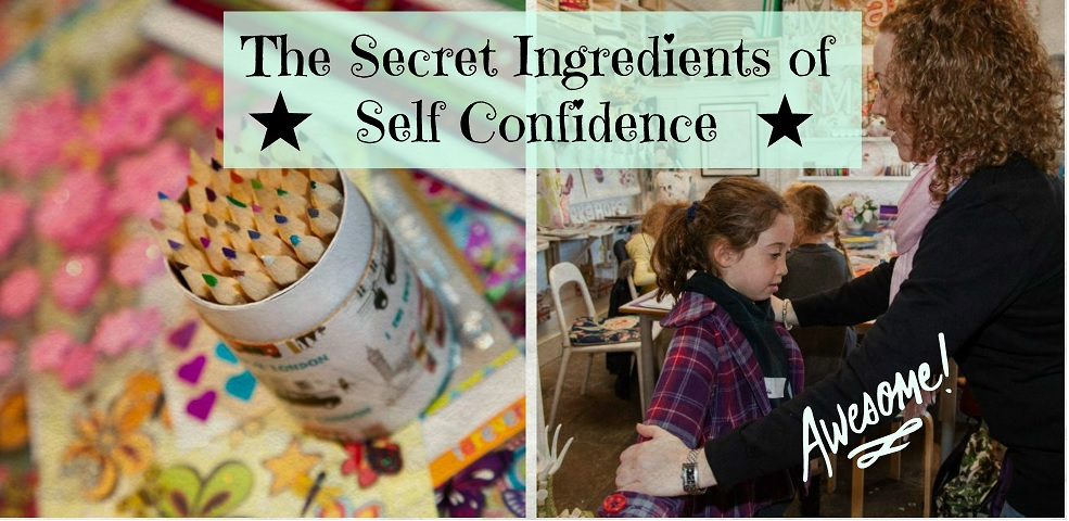 The Secret Ingredients of Self Confidence (Smiley for Life Children's Coaching Workshop)