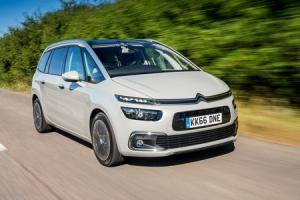 GRAND C4 PICASSO GETS THE BALANCE RIGHT