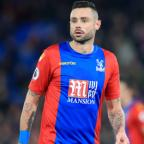 Croydon Guardian: Crystal Palace's Damien Delaney was confronted by a fan during the game against Sunderland