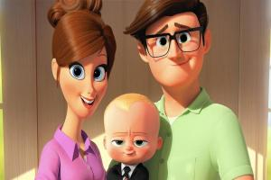 The Boss Baby (U) Competition