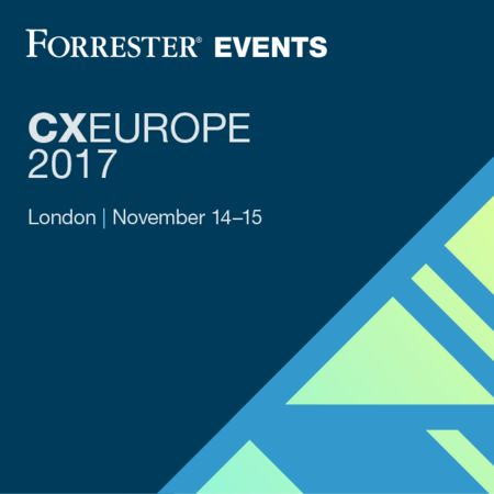 CX Europe 2017: Forum For Customer Experience Professionals