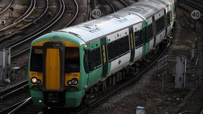 All lines blocked from Clapham Junction to East Croydon