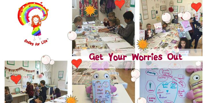Get Your Worries Out (Smiley for Life Children's Coaching Workshop)