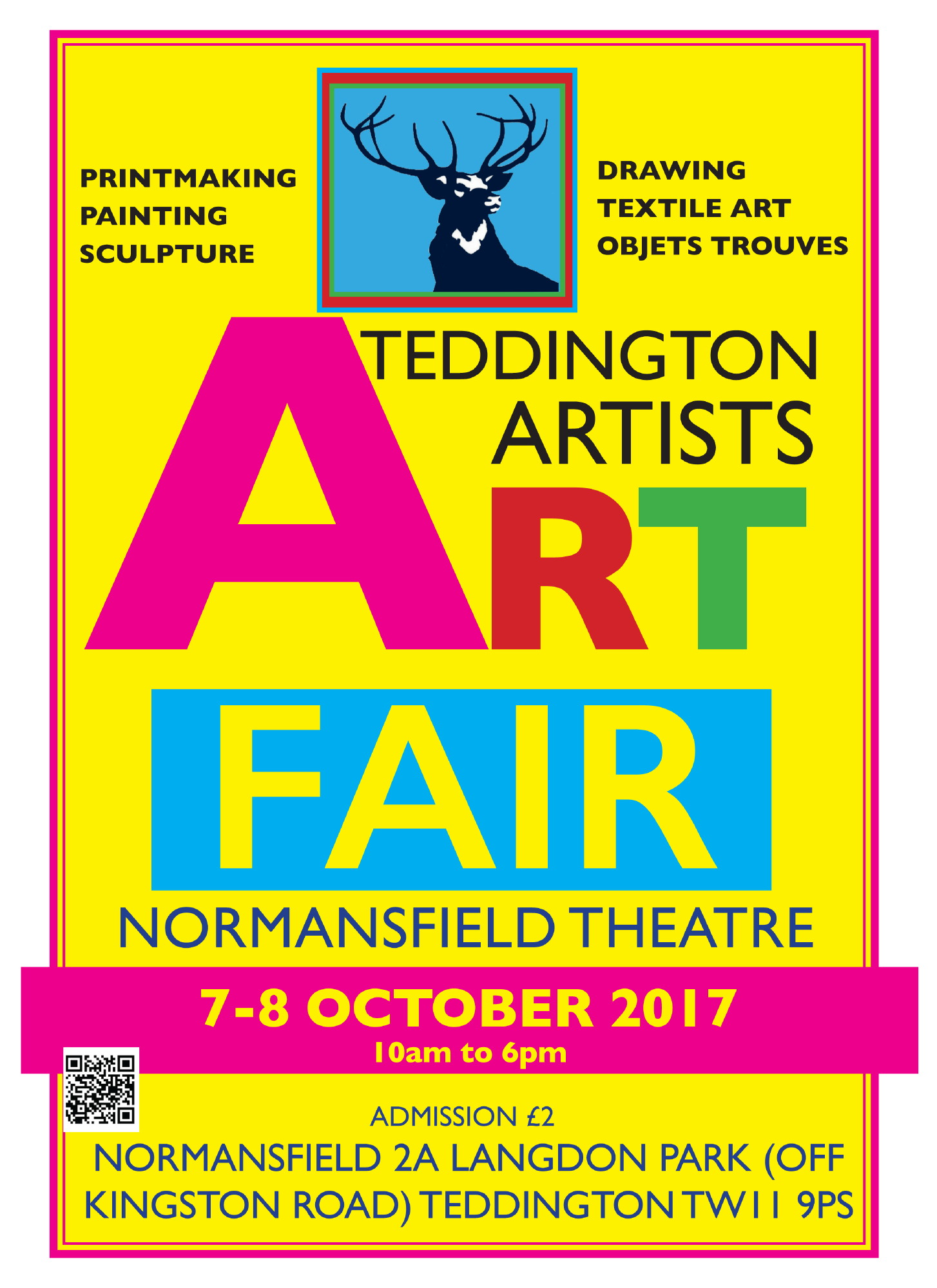 Teddington Artists Art Fair