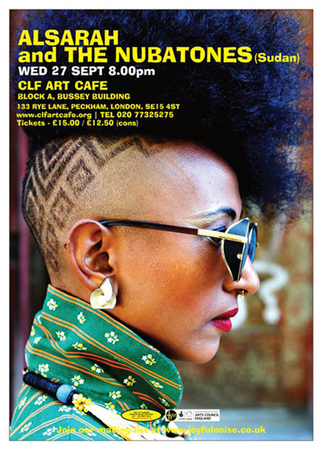 The 15th London African Music Festival Presents ALSARAH AND THE NUBATONES
