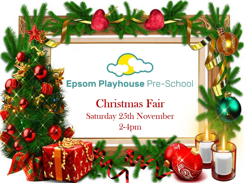 Epsom Playhouse Pre-school Christmas Fair