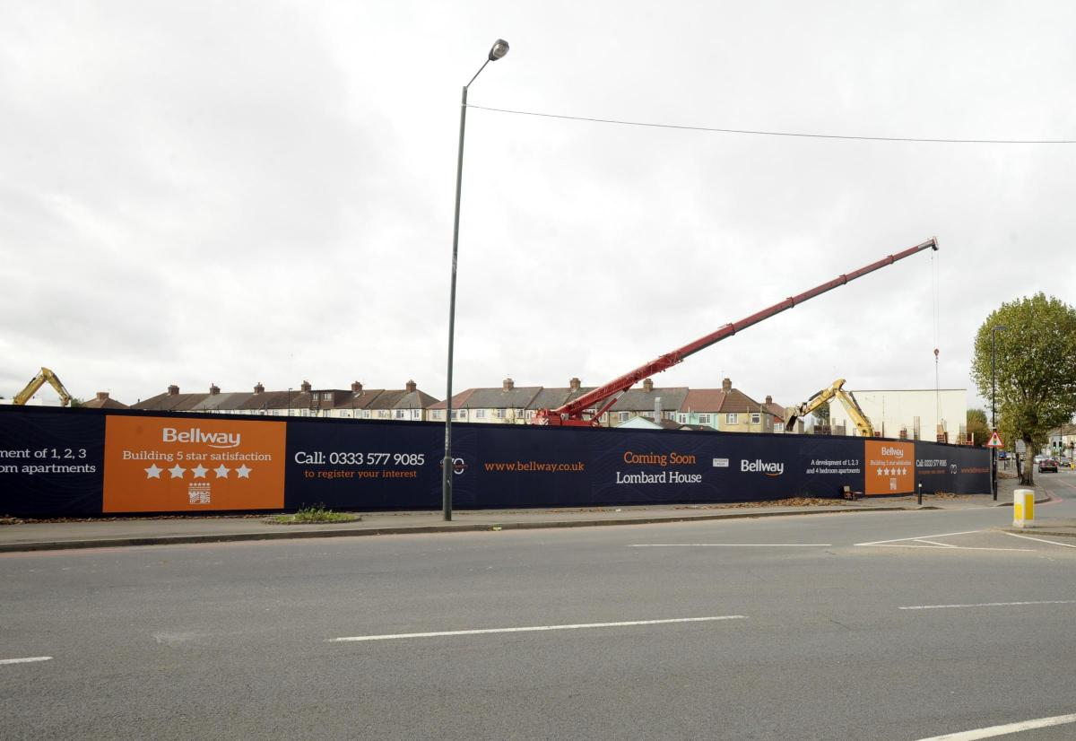 Bellway starts work on100 new homes on former Lombard House offices ...