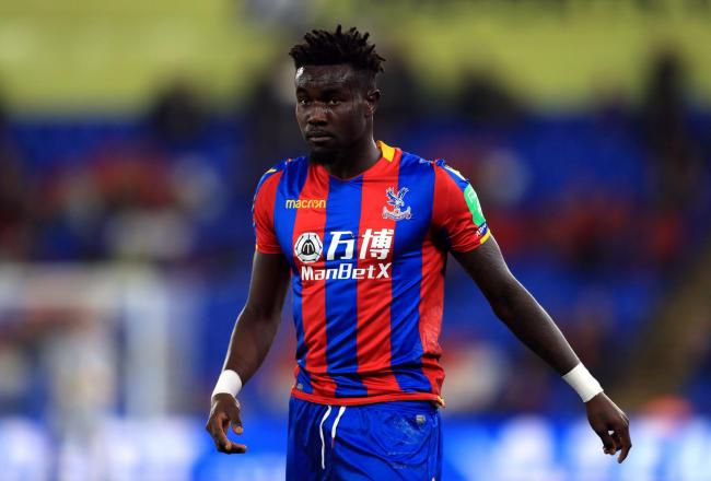 Pape Souare | Picture: PA