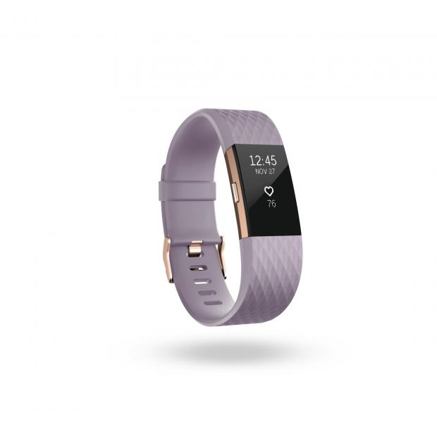 Croydon Guardian: Fitbit Charge 2 Rose Gold