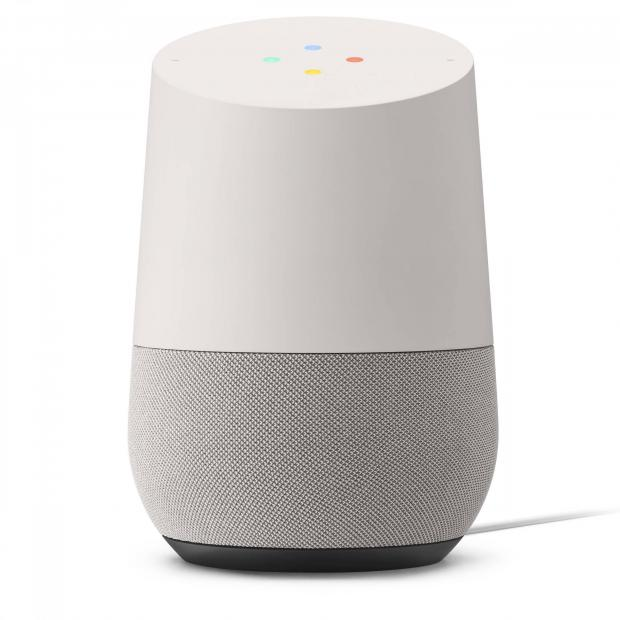 Croydon Guardian: Google Home Assistant