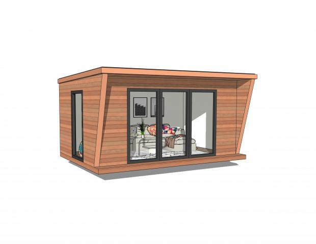 Croydon Guardian: Self-build Cabina, starting from £4,295
