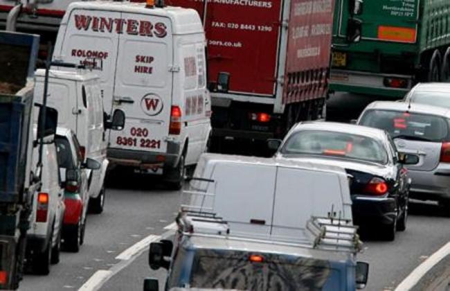 Drivers are being urged not to travel on 'frantic Friday' ahead of Christmas