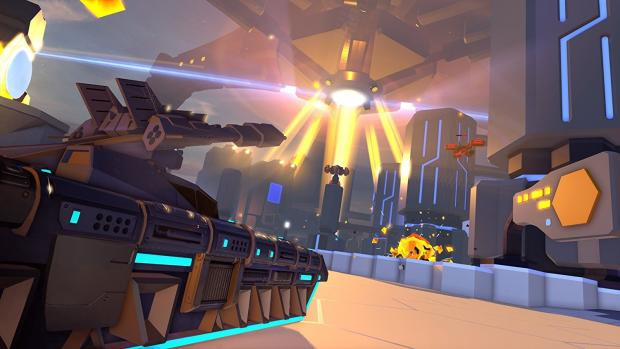 Croydon Guardian: Battlezone for PlayStation VR