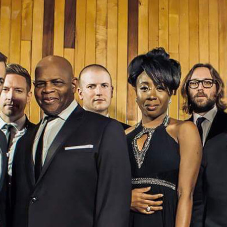 Hottest stax soul sounds from Atlantic Soul Orchestra at Hideway Jazz Club