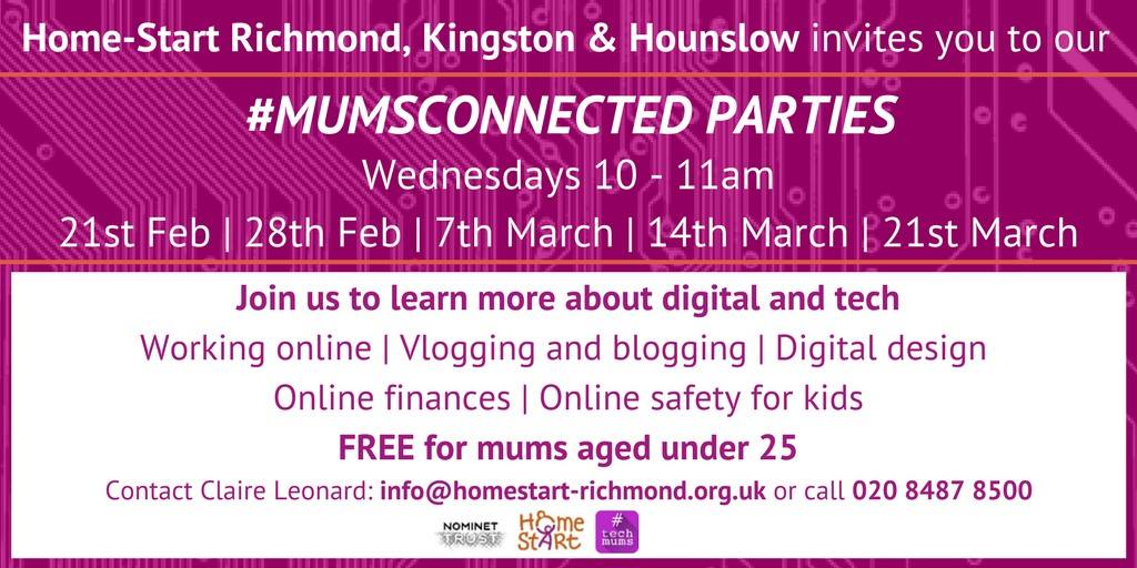 #Mums Connected Parties
