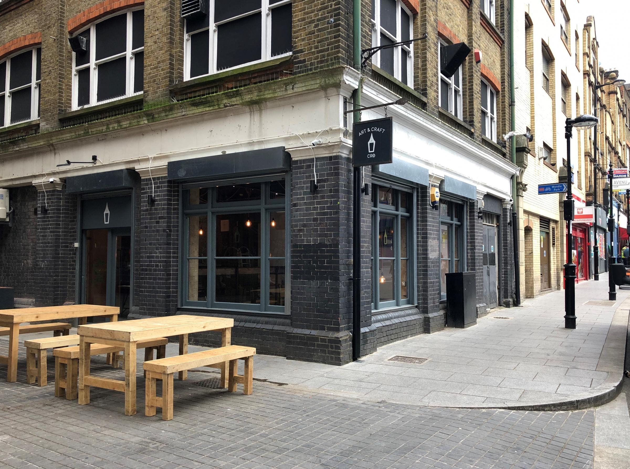 A new pub has opened in Surrey Street