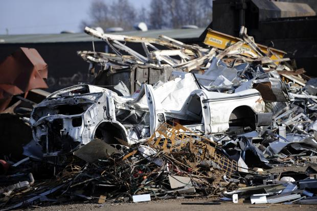 Scrap metal is a £5.6bn industry