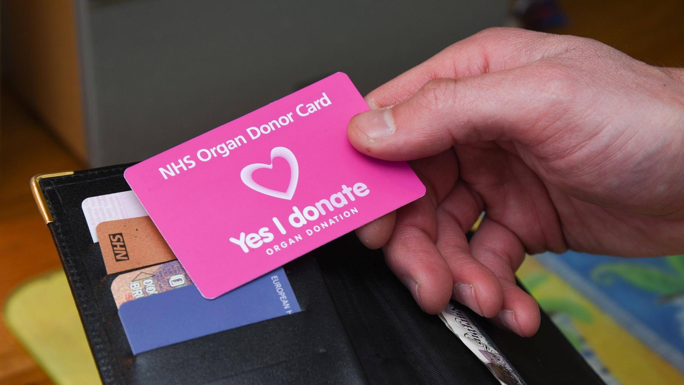 Hospital calls for more organ donors as Croydon's list drops by more than 2000