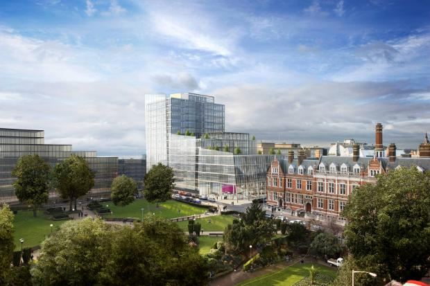 Exhibition unveils plans for new Croydon Council buildings